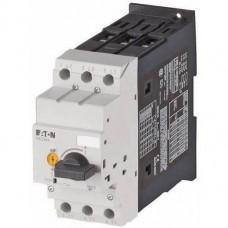 Автоматический выключатель для защиты электродвигателей 12,5 кВт Eaton PKZM4-25
