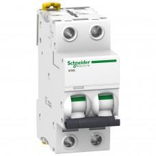 Автоматический выключатель Schneider Acti9 iC60L 63A 2P B (A9F93263)