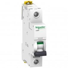 Автоматический выключатель Schneider Acti9 iC60N 10A 1P C (A9F79110)