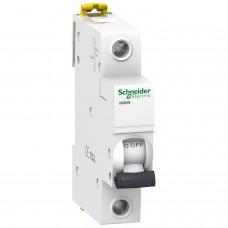 Автоматический выключатель 16А, 1 полюс, кривая C, Schneider Electric Acti 9 iK60N, A9K24116