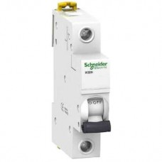 Автоматический выключатель Schneider Electric iK60N, 63А, кривая C, 1 полюс