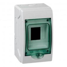 Мини-щиток распределительный навесной Schneider Electric Kaedra 12 модулей (13444)