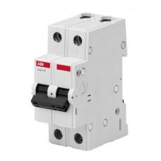 Автоматический выключатель ABB 10А 2 полюса C BMS412C10 (2CDS642041R0104)