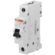 Автоматический выключатель ABB 6A 1P S201M-K6UC, 2CDS271061R0377