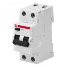 Дифференциальный автоматический выключатель 2П 10А С BMR415C10 (2CSR645041R1104)