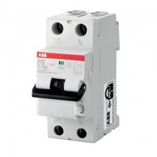 Дифференциальный автоматический выключатель ABB DS201 B16 AC30 (2CSR255040R1164)