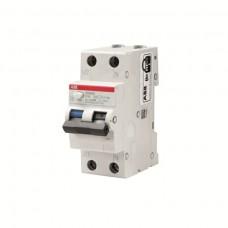 Дифавтомат ABB DSH201 10А 1P AC30