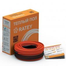 Нагревательный кабель Ratey-RD2-6.9 125 Вт, 6.9 м