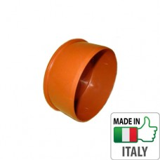 Заглушка монтажная PVC для наружной канализации Redi O110