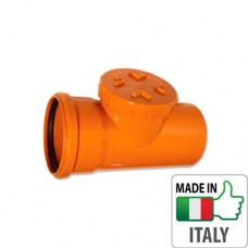Ревизия монтажная PVC для наружной канализации Redi Ø110
