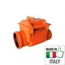 Обратный клапан монтажный PVC для наружной канализации Redi ?110, 1555551