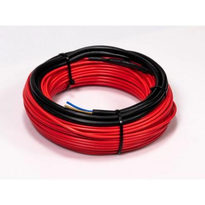⚡ Тонкий нагревательный кабель двухжильный Ryxon 300 Вт., 15 м. (HC-20-15)