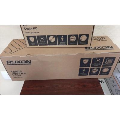 ⚡ Двужильный нагревательный мат Ryxon 0.5 м², 100 Вт (HM-200-0.5)