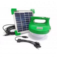 Портативный LED-фонарь с зарядкой от солнечной батареи Schneider Electric Mobiya TS 170 S