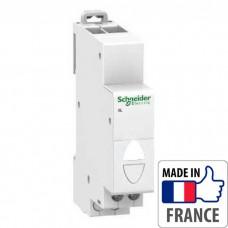 Световой индикатор на DIN-рейку Schneider Electric Acti 9 iIL, простой индикатор, белый, 110-230В пер. тока