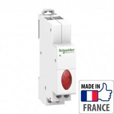 Световой индикатор трехфазного напряжения на DIN-рейку Schneider Electric Acti 9 iIL, 230-400В пер. тока (3 фазы)