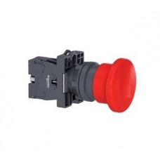 XA2EC42 Кнопка гриб, 40мм, красная, 1НЗ