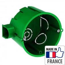IMT35100 Одноместная монтажная коробка для сплошных стен Schneider Electric 65x45