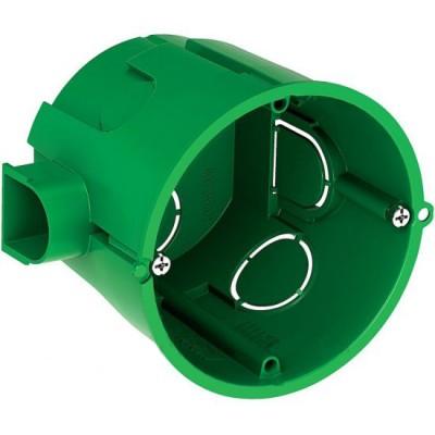 Одномісна монтажна коробка для суцільних стін Schneider Electric 65x60 (IMT35101)
