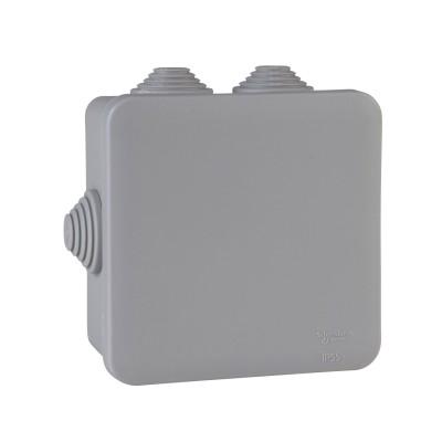 Распределительная коробка открытой установки Schneider Electric 100x100x50 (IMT35091)