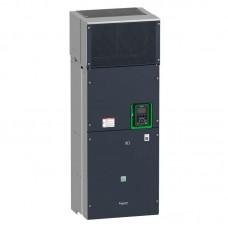 ATV630C22N4 Преобразователь частоты Schneider Electric ATV630 220 кВт, 427 А, 3 фазы (настенный). Нормальный режим