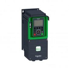 ATV930U15M3 Преобразователь частоты Schneider Electric ATV900 1.5 кВт, 8 А, 3 фазы (настенный). Нормальный режим