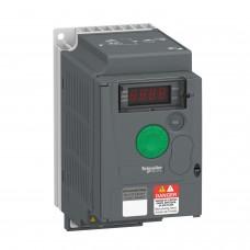 ATV310H037N4E Преобразователь частоты Schneider Electric ATV310 0.37 кВт, 1.5 А, 3 фазы