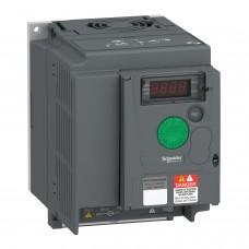 ATV310HU15N4E Преобразователь частоты Schneider Electric ATV310 1.5 кВт, 4.1 A, 3 фазы