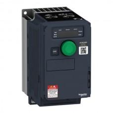 ATV320U02M2C Преобразователь частоты Schneider Electric ATV320 0.18 кВт, 1.5 А, 1 фаза (компактное исполнение)
