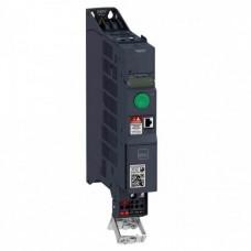 ATV320U02M2B Преобразователь частоты Schneider Electric ATV320 0.18 кВт, 1.5 А, 1 фаза (книжное исполнение)