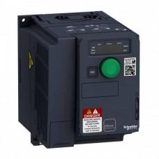 ATV320U04N4C Преобразователь частоты Schneider Electric ATV320 0.37 кВт, 1.5 А, 3 фазы (компактное исполнение)