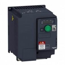 Преобразователь частоты Schneider Electric серии Altivar 320 4 кВт, 9.5 А, 3 фазы (компактное исполнение) ATV320U40N4C