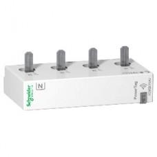 Беспроводной датчик PowerTag 63 А, 1 полюс + нейтраль, Schneider Electric (A9MEM1542)