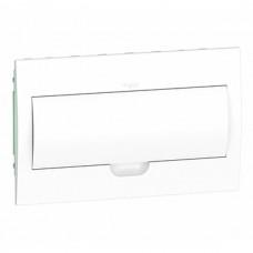 Щиток распределительный встраеваемый Schneider Electric Easy9 на 18 модулей, белая дверца