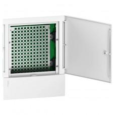 Щиток мультимедийный встраиваемый Schneider Electric Mini Pragma 2 ряда, 24 модуля (MIP212FU)