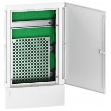 Щиток мультимедийный встраиваемый Schneider Electric Mini Pragma 3 ряда, 36 модулей (MIP312FU)