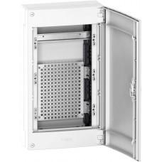 Щиток мультимедийный навесной Schneider Electric Pragma 3 ряда, 13 модулей (PRA313SU)