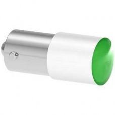 DL1LED243 LED лампа 24В зеленый