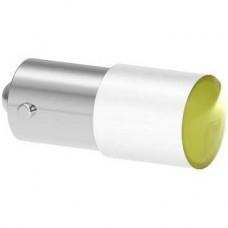 DL1LED245 LED лампа 24В желтый
