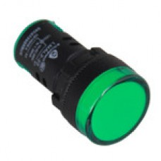 XA2EVB3LC  Светод. индикатор ,24В AC/DC, зеленый