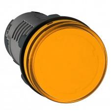 XA2EVB5LC  Светод. индикатор ,24В AC/DC, оранжевый
