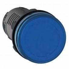 XA2EVB6LC Светод. индикатор ,24В AC/DC, синий