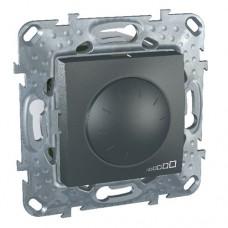 Светорегулятор серии Unica MGU5.513.12. Цвет Графит