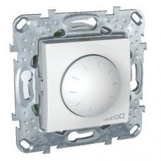 Светорегулятор серии Unica MGU5.513.18. Цвет Белый
