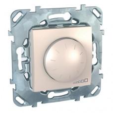 Светорегулятор серии Unica MGU5.513.25. Цвет Слоновая Кость