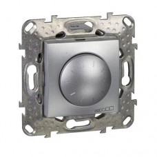 Светорегулятор серии Unica MGU5.513.30. Цвет Алюминий