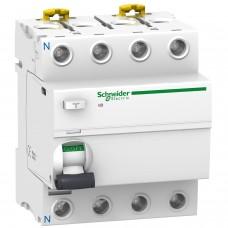 ДУЗО — Дифференциальный выключатель нагрева iID 4P 63A 300мА AC (A9R44463)