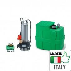 Автоматическая установка подъёма сточных вод Sea Land Green Box 200L+DVX 200 M, 224320000