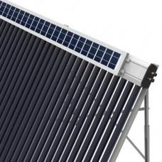 Солнечный коллектор Атмосфера СВК-Twin Power 20-58-1800, вакуумный, 20 труб