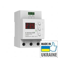 Цифровой терморегулятор для теплого пола Terneo B30